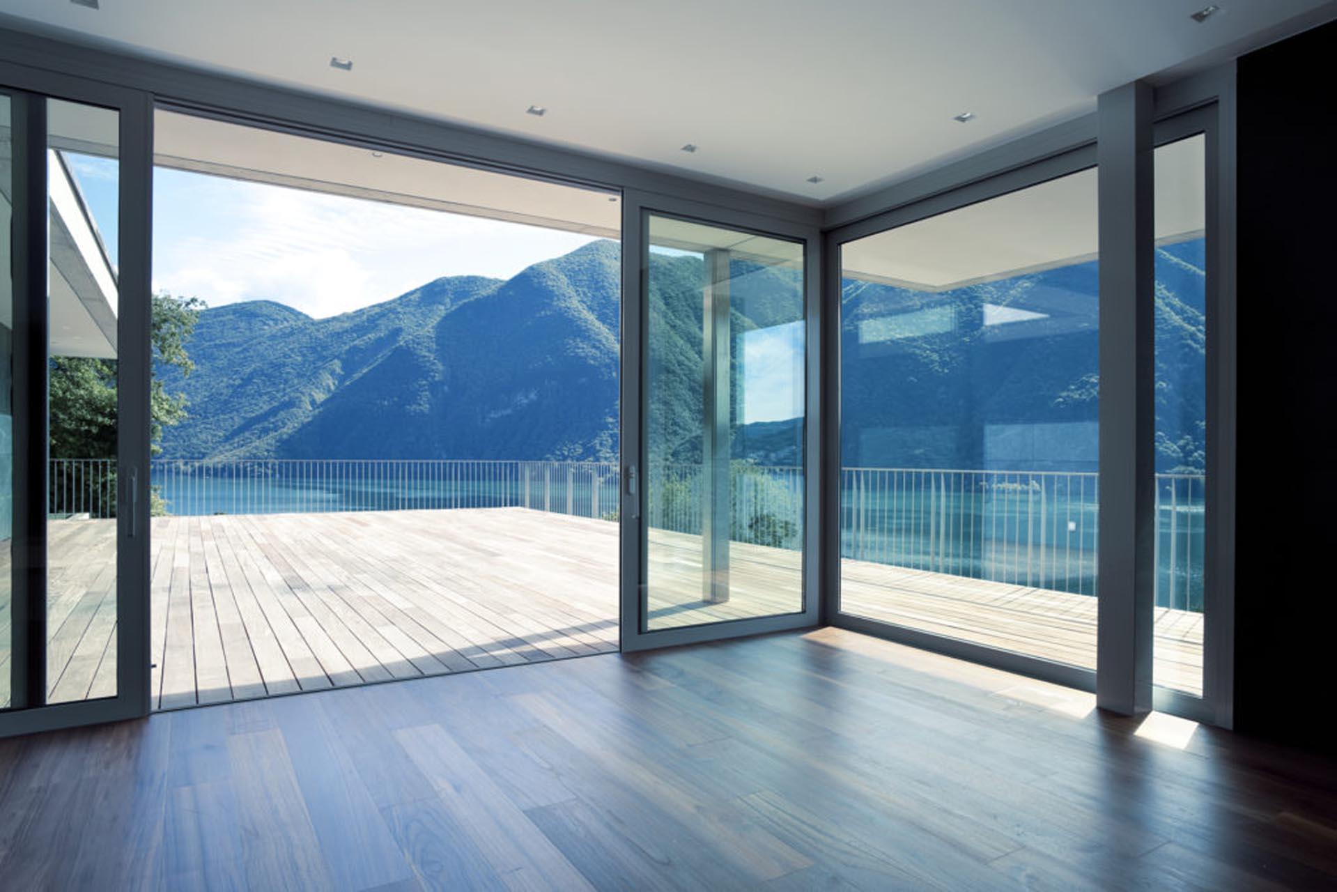 portes fenêtres - vitrerie savoyarde